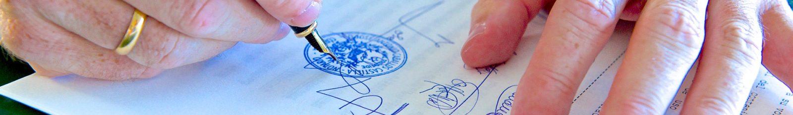 Notario de legitimaciones en Córdoba Capital